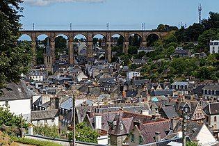 Morlaix - le Viaduc - PA00090137 - 2015 - 001.jpg