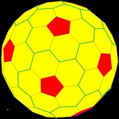 截角五角化六十面体