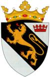 Coat of arms of Leova District