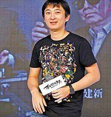 Wang Sicong on the press 2015.jpg