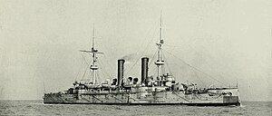 浅间号装甲巡洋舰