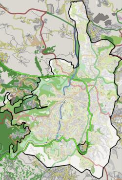 Aelia Capitolina is located in Jerusalem
