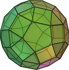 小斜方截半二十面体