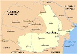 联合公国(1859–1878),浅黄色