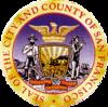 旧金山市官方图章
