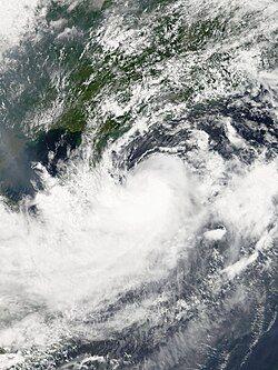 热带风暴泰利(6月18日)