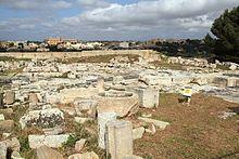 Malta - Mdina - Wesgha tal-Muzew - Domus Romana out 01 ies.jpg