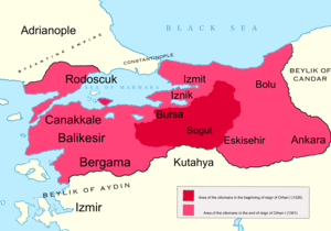 Orhan I area map.png