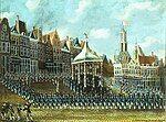 于乌特勒支荷兰爱国及自由者组织的民兵团(英语:Exercitiegenootschap)