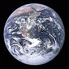 The Blue Marble, a photograph of Earth taken by the Apollo 17 crew
