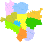Administrative Division Zhoukou.png