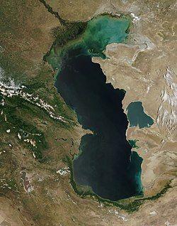 Caspian Sea from orbit.jpg