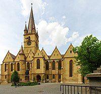 Church in Sibiu