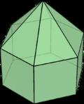 Elongated hexagonal pyramid.png