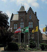 Sint-Laureins town hall