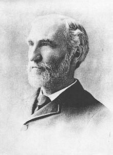 Portrait of Willard Gibbs, circa 1895