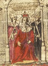 Claudius Pontificals