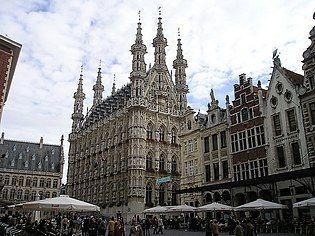 鲁汶市政厅(Leuven Town Hall)