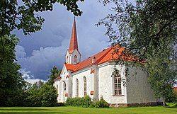 穆斯特韦教堂