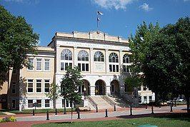 Benton County Courthouse