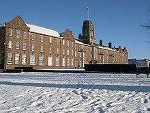 Caerleon in Snow.JPG