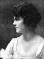 Photographic portrait of Ginevra King