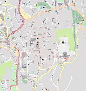 Western Wall is located in Jerusalem