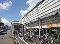 JR九州宇宿駅