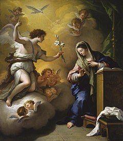 Paolo de Matteis - The Annunciation.jpg