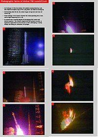 1996年2月15日,长征三号乙火箭在首次发射中失利,起飞后火箭倾斜并坠落在附近山坡,造成6人死亡、57人受伤,是中国航空史上最严重的事故。