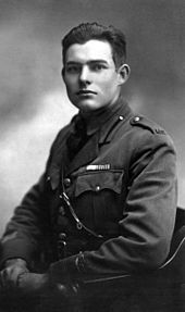 photograph of a young man dressed in a military uniform