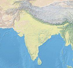 KHI/OPKC在南亚的位置
