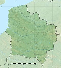 Aa (river, France) is located in Hauts-de-France