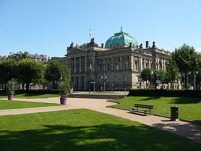 斯特拉斯堡大学国立图书馆。