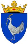 Coat of arms of Drochia