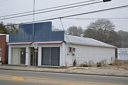 Post office on State Route 198