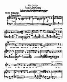 Algerian national anthem, page 1.jpg