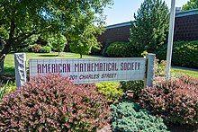 American Mathematical Society, Providence office.jpg