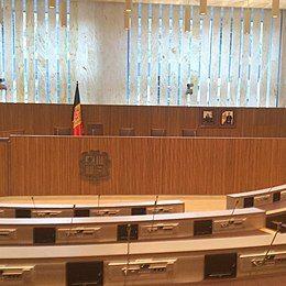 The General Council sits in the Casa de la Vall in Andorra la Vella