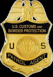 US Border Patrol agent badge.png