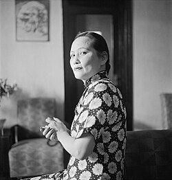 Cecil Beaton Photographs- Political and Military Personalities; Sun Yat-Sen, Madame IB3459C.jpg