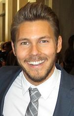 Photo of Scott Clifton in 2014.