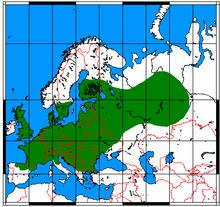 European mole range map.png