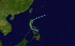 Irene 1947 track.png