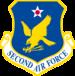 Second Air Force - Emblem (USAF).png