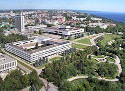 View of Ulyanovsk