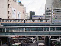 银座线涩谷站