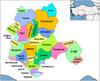 Districts of Konya