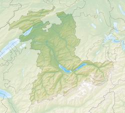 Biel/Bienne is located in Canton of Bern