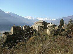 Castle of Quart.